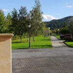 Entorno para eventos en el Restaurante Jauregia