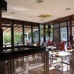 cafetería del Restaurante Jauregia