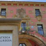 Carta restaurante Atxega Jauregia