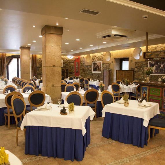 Restaurante para eventos y celebraciones en Gipuzkoa