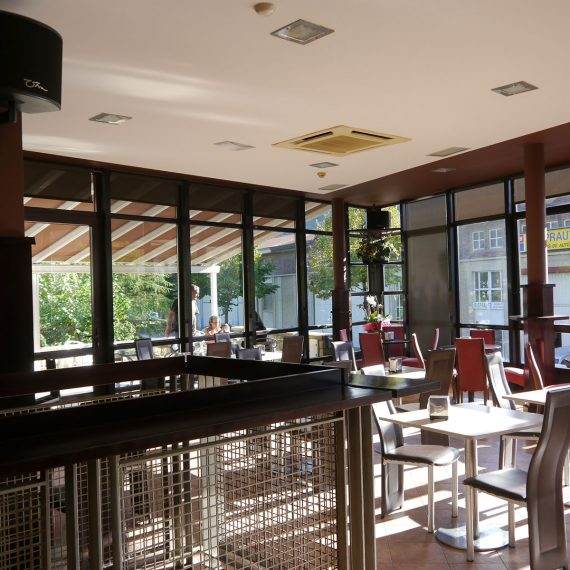 Cafetería Atxega Jauregia Usurbil